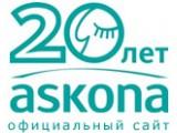"""Логотип Матрасы  """"Askona Fitness"""""""
