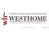 Логотип Туристическая компания Westhome