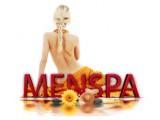 Логотип MENSPA