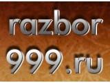 Логотип Авторазборка 999, автоцентр