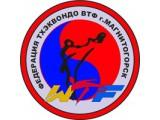 Логотип Магнитогорская Федерация тхэквондо