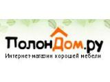 Логотип Интернет-магазин мебели Полон Дом