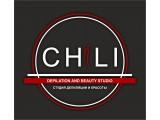 """Логотип Студия депиляции и красоты """"Chili"""""""